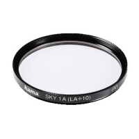 Hama Skylight Filter 1 A (LA+10), 46,0 mm, Coated (Schwarz)