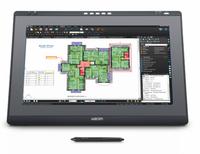 Wacom DTK-2241 Touchscreen Monitor (Schwarz, Grau)
