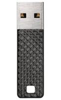 Sandisk Cruzer Facet, 16GB 16GB USB 2.0 Schwarz USB-Stick (Schwarz)