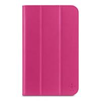 Belkin F7P120VFC02 Tablet-Schutzhülle (Pink)