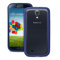 PURO SGS4CLEARBLUE Handy-Schutzhülle (Blau)