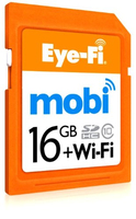 Eye-Fi Mobi 16GB (Orange)