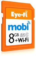 Eye-Fi Mobi 8GB (Orange)