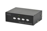 ASSMANN Electronic DS-45100-1 Video-Switch (Schwarz)