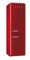 Smeg FAB32RR1 Kühl-Gefrierschrank (Rot)