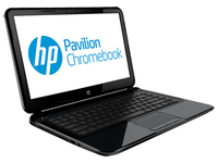 HP Pavilion 14-c070sg (Schwarz)
