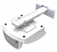 Optoma OWM1000 Projektor-Decken-& Wandhalter (Weiß)