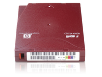 Hewlett Packard Enterprise C7972A Datenband (Rot)