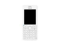 Nokia Asha 206 (Weiß)