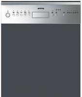 Smeg PLA4513X Spülmaschine (Edelstahl)