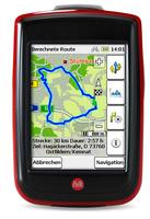 Falk IBEX 32 DE (Schwarz, Rot)