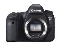 Canon EOS 6D SLR-Kameragehäuse 20.2MP CMOS 5472 x 3648Pixel Schwarz (Schwarz)
