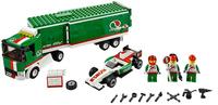 Lego City - 60025 Formel 1 Truck (Mehrfarbig)