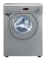 Candy AQUA 1142 D1S Freistehend 4kg 1100RPM A+ Silber Front-load Waschmaschine (Silber)