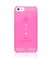 White Diamonds WDIP5TPI Handy-Schutzhülle (Pink, Transparent)