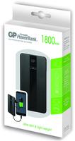 GP Batteries Portable PowerBank 511A (Schwarz)