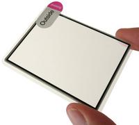 Bilora 2002-27 Bildschirmschutzfolie (Transparent)