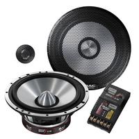 Mac Audio StarX 2.16 (Schwarz, Edelstahl)