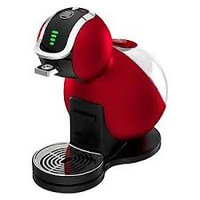 DeLonghi EDG626.R Kaffeemaschine (Rot)
