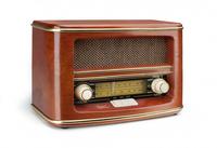 Dual NR 1 Radio (Holz)