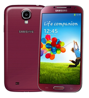 Samsung Galaxy S4 GT-I9505 (Rot)