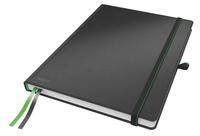 Leitz 44720095 Notizbuch (Schwarz)