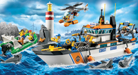 Lego City - Coast Guard Patrol (Mehrfarbig)