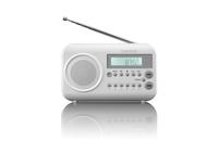 Lenco MPR-033 Radio (Weiß)
