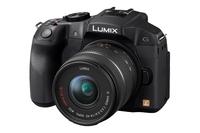 Panasonic Lumix DMC-G6K + G VARIO 14-42mm (Schwarz)