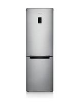Samsung RB31FERNBSA Freistehend Silber, Edelstahl 206l 98l A+++ Kühl-Gefrierschrank (Silber, Edelstahl)