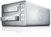 G-Technology G-DOCK (Silber)