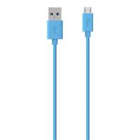 Belkin F2CU012BT2M-BLU USB Kabel (Blau)