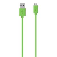 Belkin F2CU012BT2M-GRN USB Kabel (Grün)