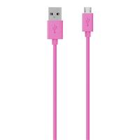 Belkin F2CU012BT2M-PNK USB Kabel (Pink)