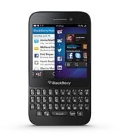 BlackBerry Q5 8GB 4G Schwarz (Schwarz)