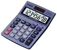 Casio MS-80VER Taschenrechner (Blau)