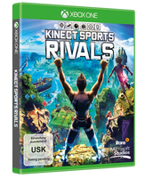 Microsoft Kinect Sports Rivals, Xbox One