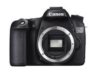 Canon EOS 70D (Schwarz)