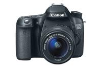 Canon EOS 70D + 18-55 STM (Schwarz)