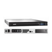APC Smart-UPS 1500VA LCD RM 1U 230V (Schwarz)