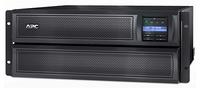 APC Smart-UPS X 2200VA (Schwarz, Edelstahl)