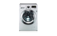 LG F1447TD8 Waschmaschine (Weiß)