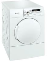 Siemens WT34A280 Wäschetrockner (Weiß)