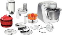 Bosch MUM54W41 Küchenmaschine (Silber, Weiß)
