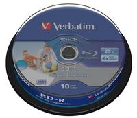 Verbatim 43804 R/W blu-raydisc (BD)