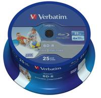 Verbatim 43811 R/W blu-raydisc (BD)