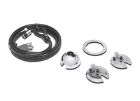 Kensington SafeDome™ Secure - ClickSafe®-Schloss für iMac® (Schwarz)