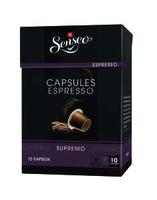 Douwe Egberts Espresso Supremo (Schwarz)