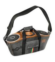 The House Of Marley Bag of Riddim Bluetooth (Grau, Holz)