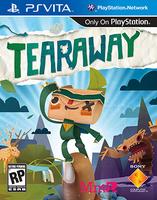 Sony Tearaway, PS Vita